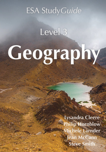 Level 3 Geography Study Guide
