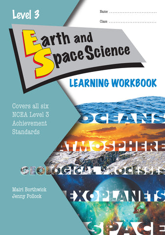 Level 3 Earth and Space Science Learning Workbook