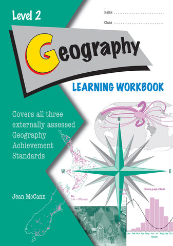 Level 2 Geography Learning Workbook