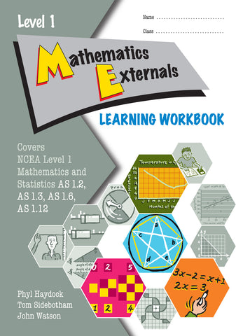 Level 1 Mathematics Externals Learning Workbook
