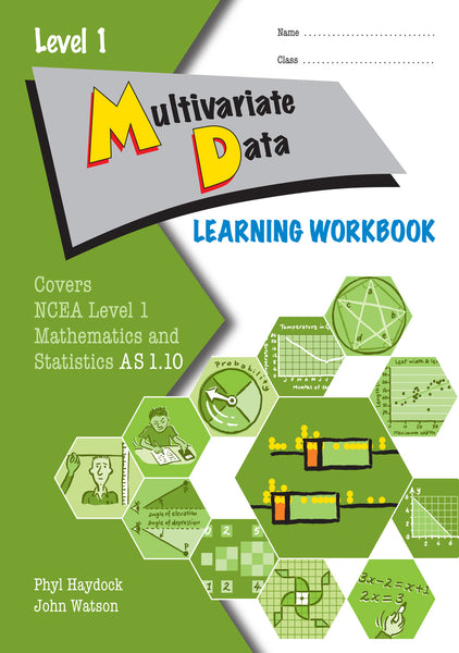 Level 1 Multivariate Data 1.10 Learning Workbook