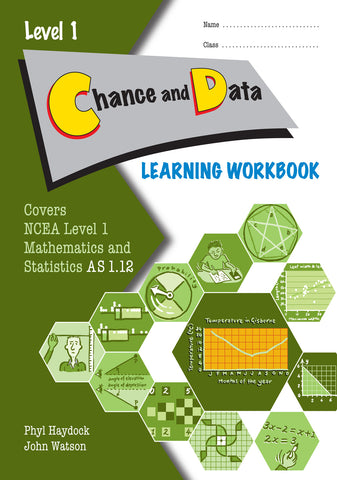 Level 1 Chance and Data 1.12 Learning Workbook