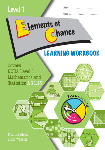 Level 1 Elements of Chance 1.13 Learning Workbook