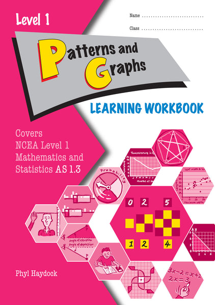 Level 1 Patterns and Graphs 1.3 Learning Workbook
