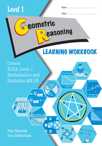Level 1 Geometric Reasoning 1.6 Learning Workbook