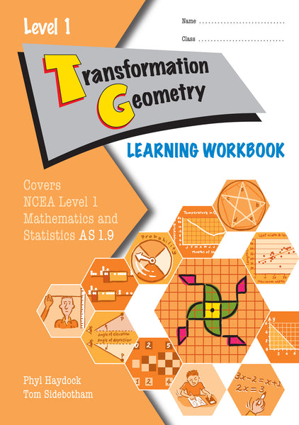 Level 1 Transformation Geometry 1.9 Learning Workbook