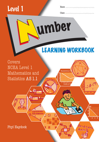 Level 1 Number 1.1 Learning Workbook