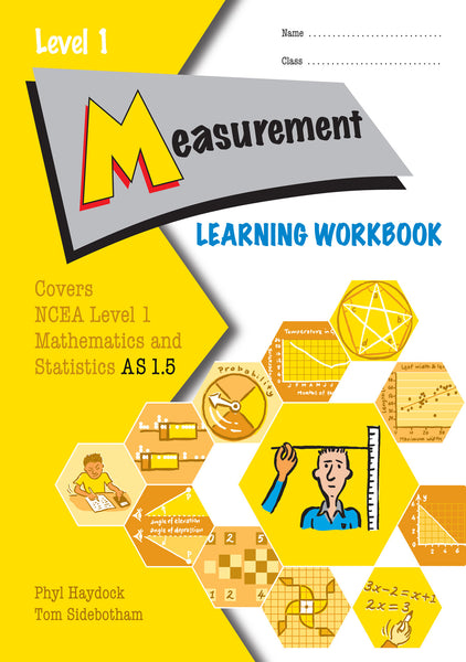 Level 1 Measurement 1.5 Learning Workbook