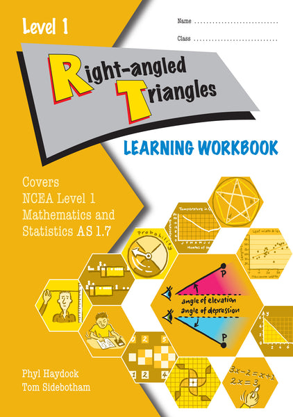 Level 1 Right-angled Triangles 1.7 Learning Workbook