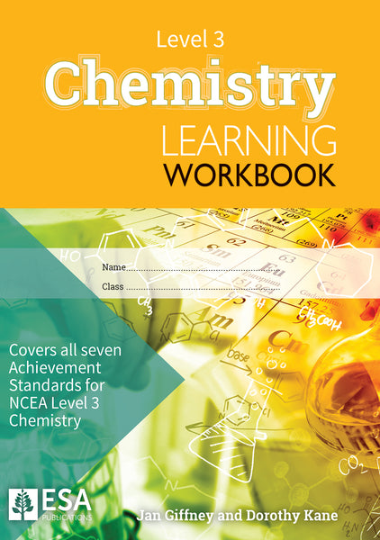 Level 3 Chemistry Learning Workbook