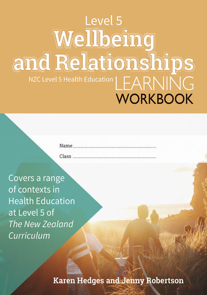 Level 5 Wellbeing and Relationships Learning Workbook