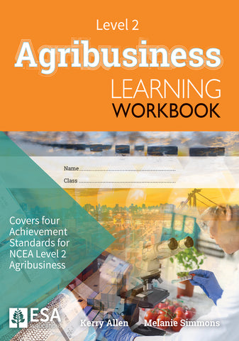 Level 2 Agribusiness Learning Workbook