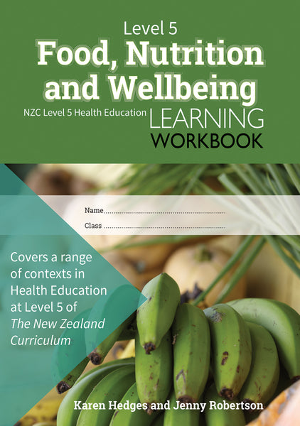 Level 5 Food, Nutrition and Wellbeing Learning Workbook