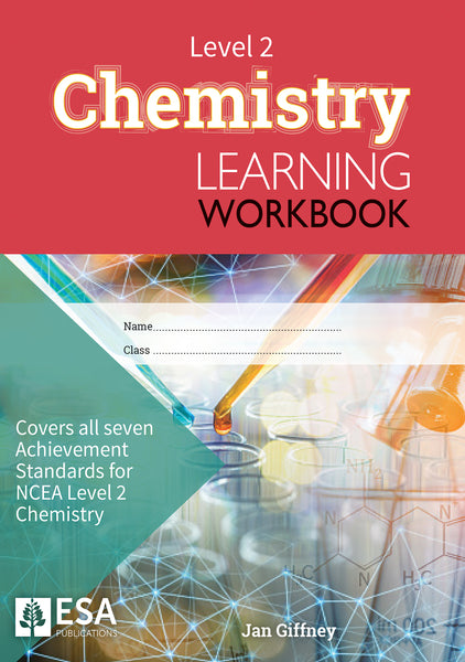 Level 2 Chemistry Learning Workbook (new edition)