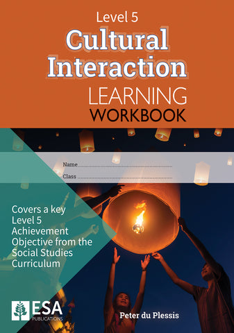 Level 5 Cultural Interaction Learning Workbook (new edition)