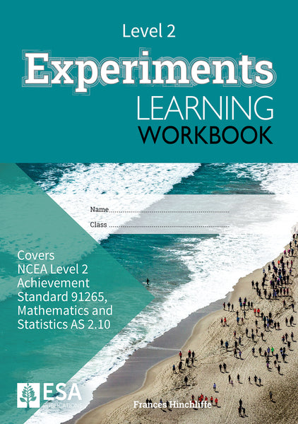 Level 2 Experiments 2.10 Learning Workbook (new edition)