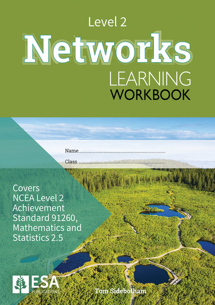 Level 2 Networks 2.5 Learning Workbook (new edition)