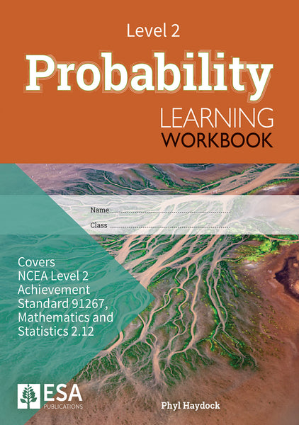 Level 2 Probability 2.12 Learning Workbook (new edition)