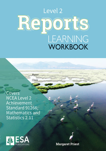 Level 2 Reports 2.11 Learning Workbook (new edition)