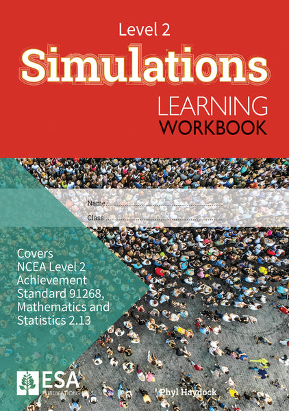 Level 2 Simulations 2.13 Learning Workbook (new edition)