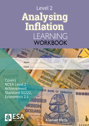 Level 2 Analysing Inflation 2.1 Learning Workbook