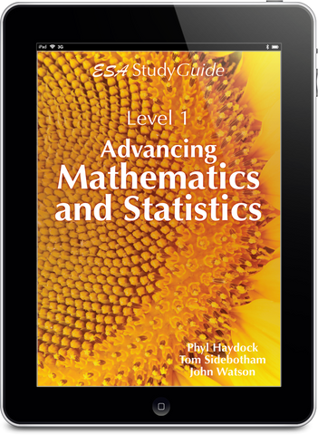Level 1 Advancing Mathematics Digital Study Guide