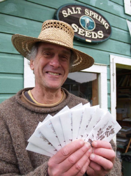 B.C. seed farmer's organic offerings are one of a kind