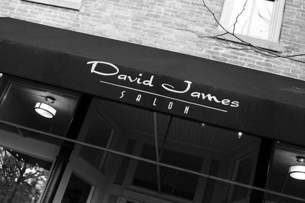 David James Salon, Rogers, AR