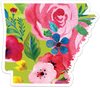 Valere Rene Arkansas Floral Sticker   - Valere Rene Handbags