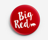 Big Red Button, 2.25 in size