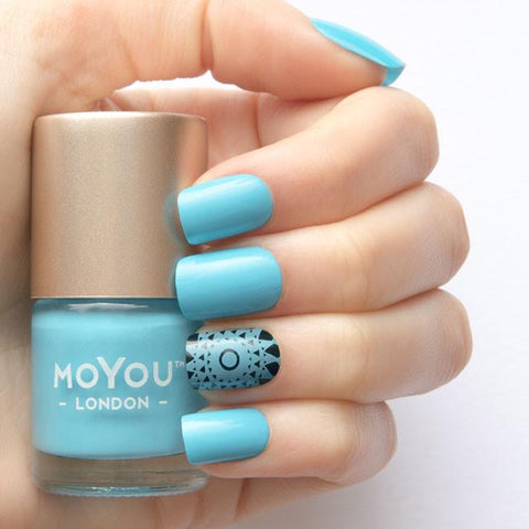 MoYou-London - Beach House Stamping Polish