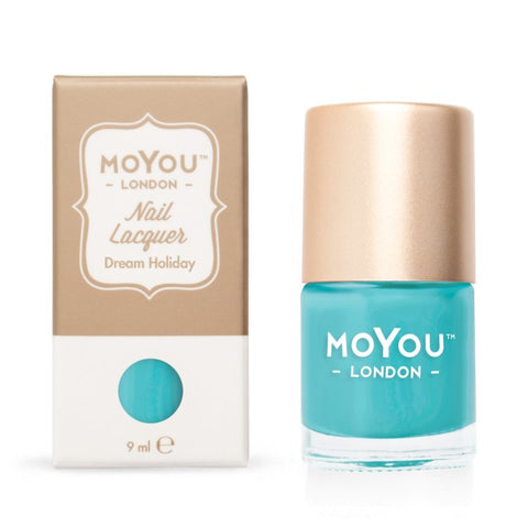 MoYou-London - Dream Holiday Stamping Polish