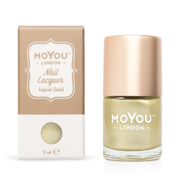 MoYou-London - Liquid Gold