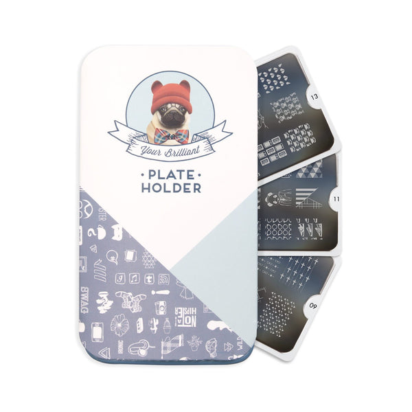 MoYou-London - Traveller Plate Holder