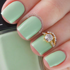 Daily Charme - Evelyn's Ring / Gold