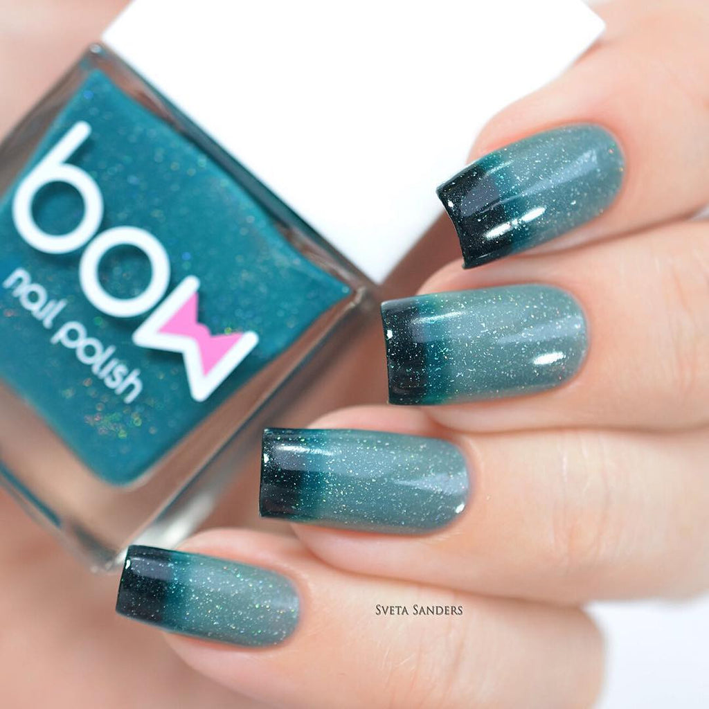 Bow Nail Polish - Mutation (Double-Thermo) | Whats Up Nails