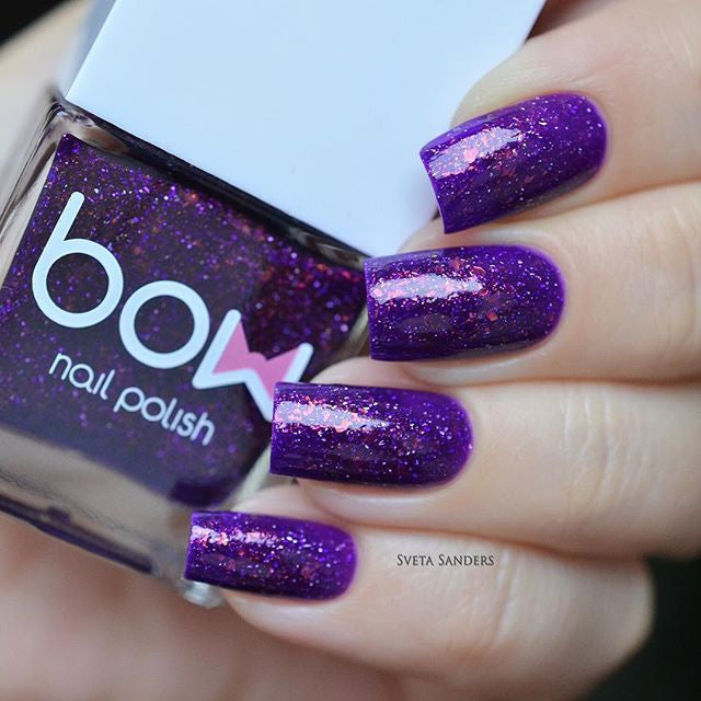 Bow Nail Polish - Zodiac