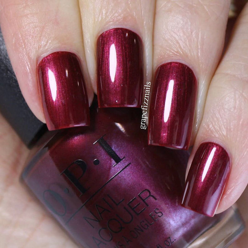 OPI - Dressed to the Wines Nail Polish