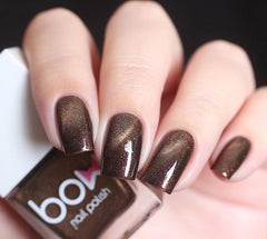 Bow Nail Polish - Bad News (Magnetic)