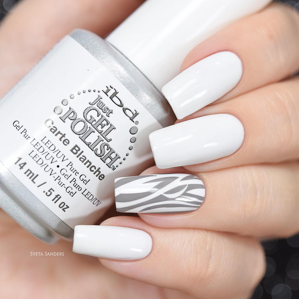 Carte Up.Ibd Just Gel Polish Carte Blanche Whats Up Nails