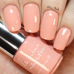 Le Mini Macaron - Rose Creme Gel Polish