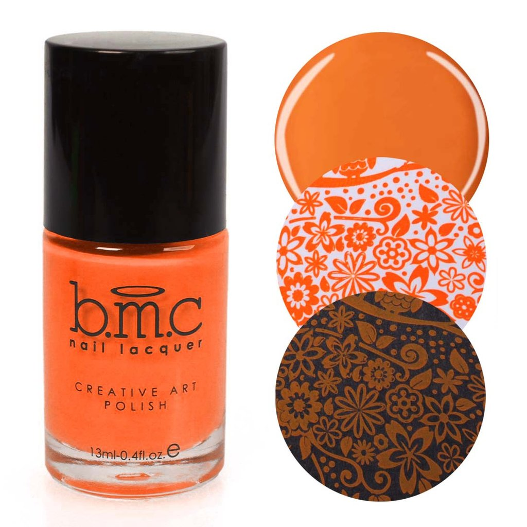 Bundle Monster - Teepee Tipping Stamping Polish