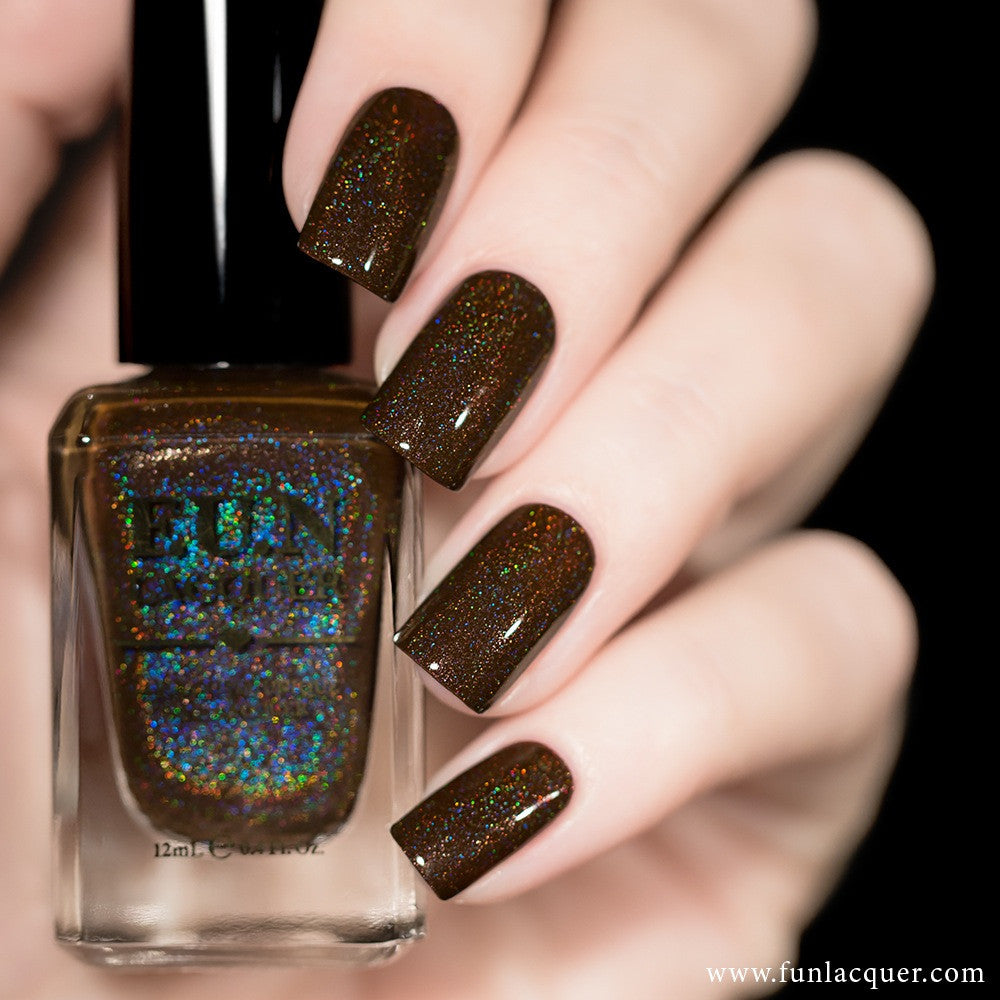 F.U.N Lacquer - Cinnamon | Whats Up Nails