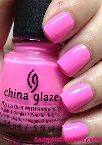 China Glaze - Bottoms Up