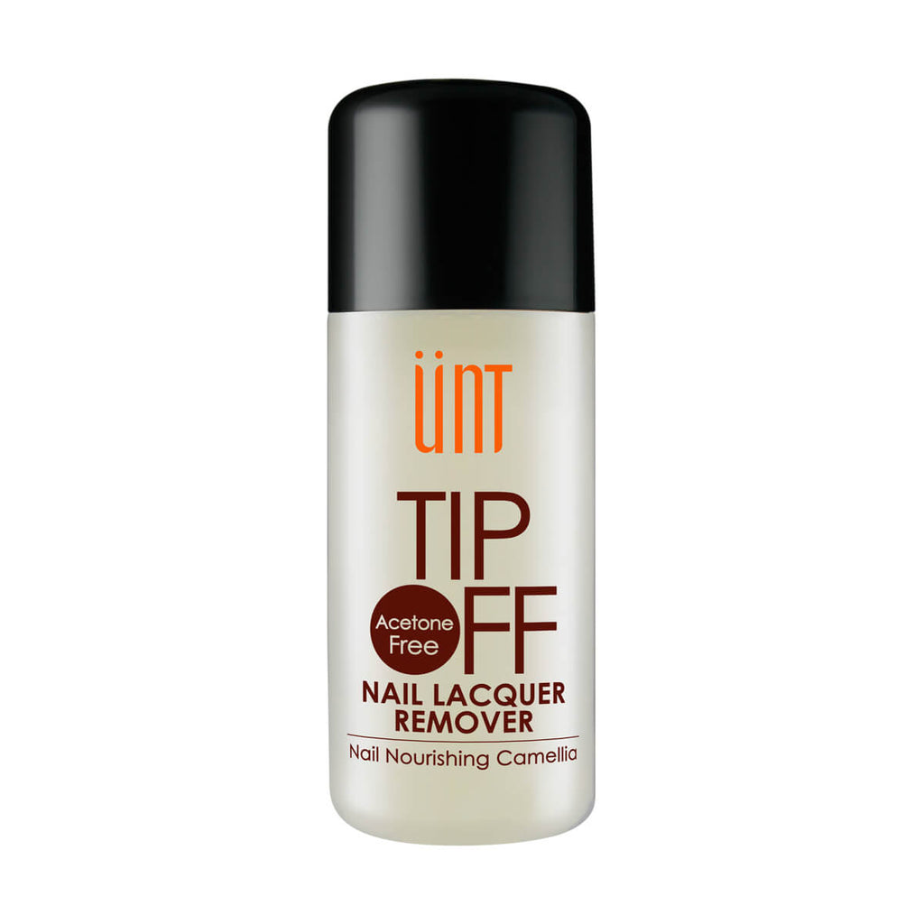 UNT - Tip Off - Camellia Nail Polish Remover