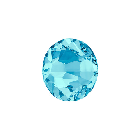 Swarovski Crystals - Aquamarine (140 pieces)