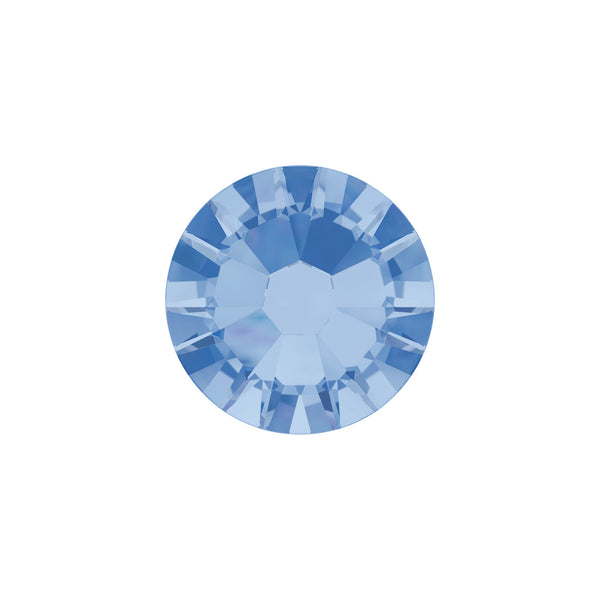 Swarovski Crystals - Light Sapphire (140 pieces)