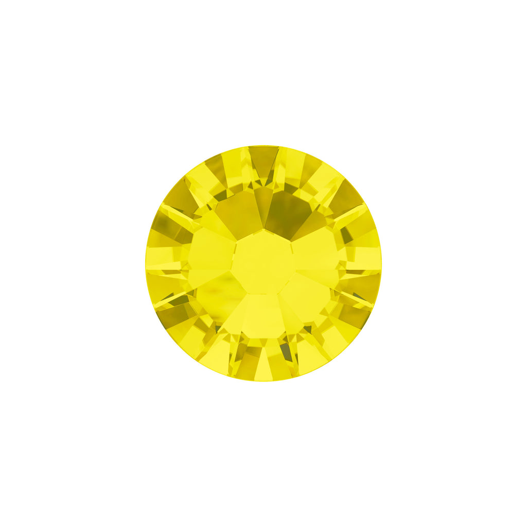 Swarovski Crystals - Citrine (140 pieces)