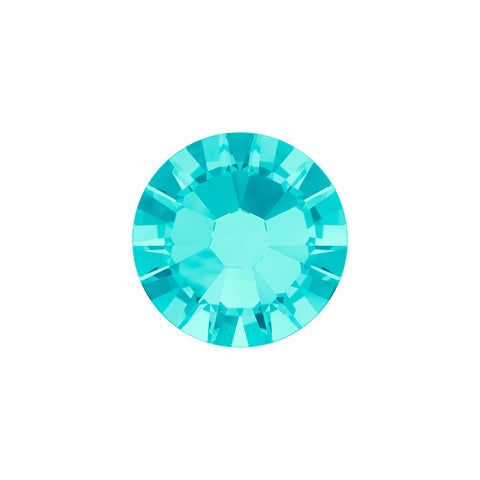 Swarovski Crystals - Light Turquoise (140 pieces)