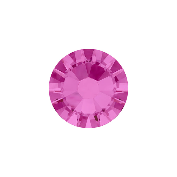 Swarovski Crystals - Fuchsia (140 pieces)